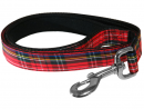 Checkered Vest Leash -CVL-005-L